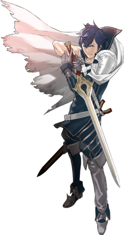 Who do you want to see in Super Smash Bros Wii U? 250px-Chrom_(FE13_Artwork)