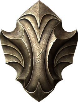 Sword and Shield of Fenris, the Umber Wolf Wolf_Shield