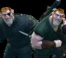 Hermanos Stabbington