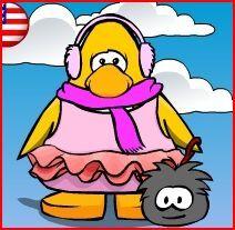 Club Penguin Pookie