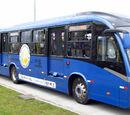 Bi-articulated Bus