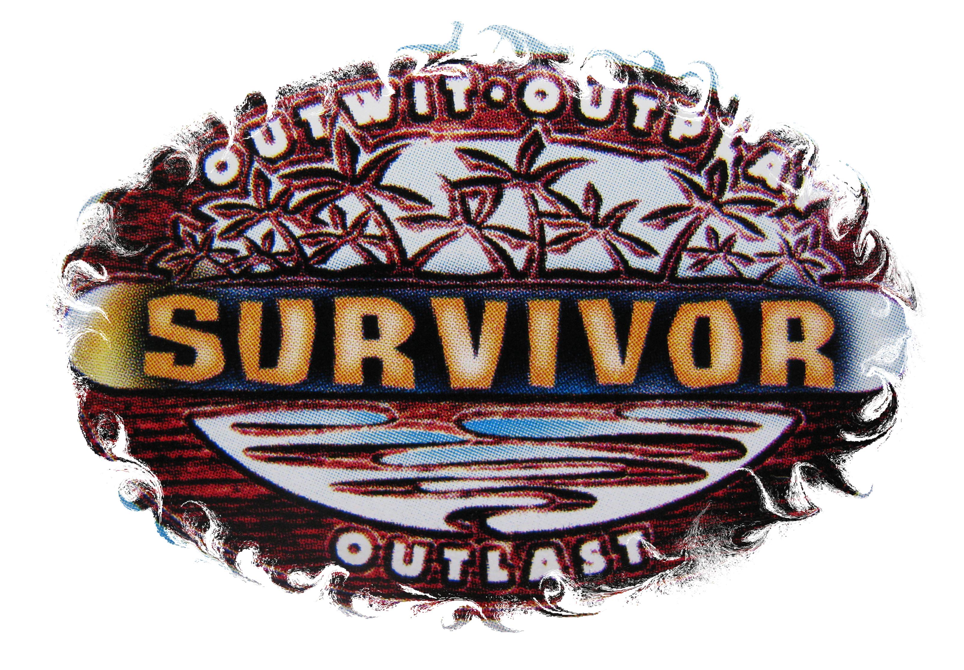 Survivor logo template maxwellsz