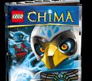 LEGO Legends of Chima: Orły kontra Wilki