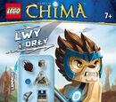 LEGO Legends of Chima: Lwy i Orły