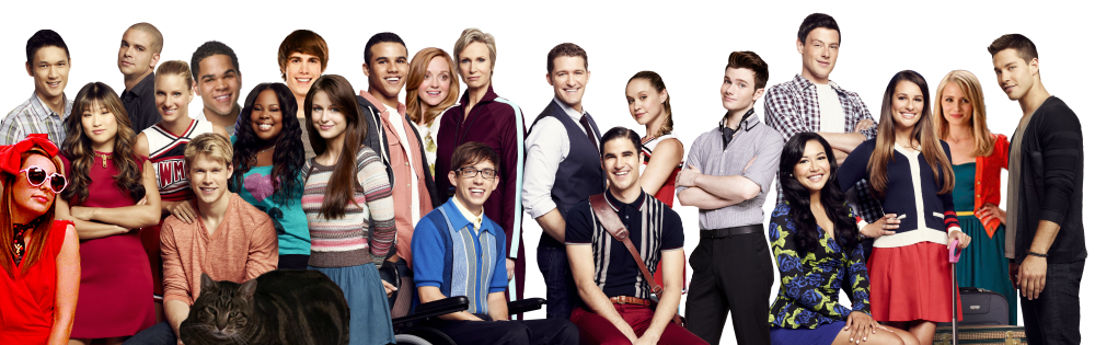 Most inspirational glee quotes about