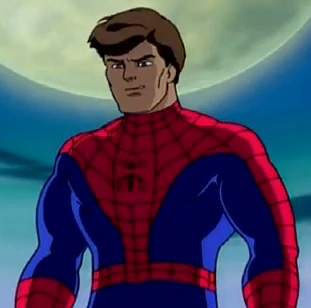 Amazing spider man cartoon peter parker - photo#3
