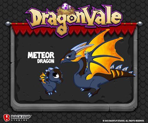 Meteor Dragon - Dragon...
