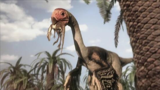 Image - Gigantoraptor.png - Planet Dinosaur Wiki