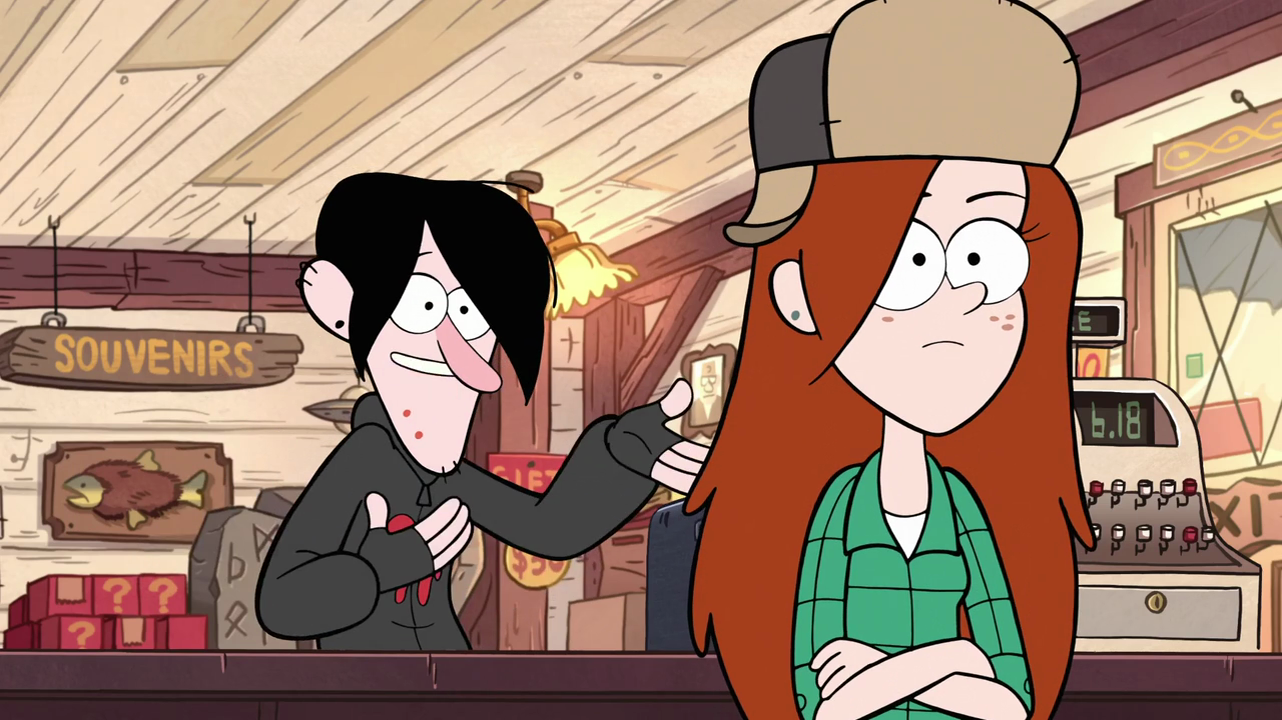 Wendy S Song Gravity Falls Wiki