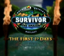 The First 27 Days (Amazon)