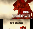 "Stage 1: ""The Red Flash"""