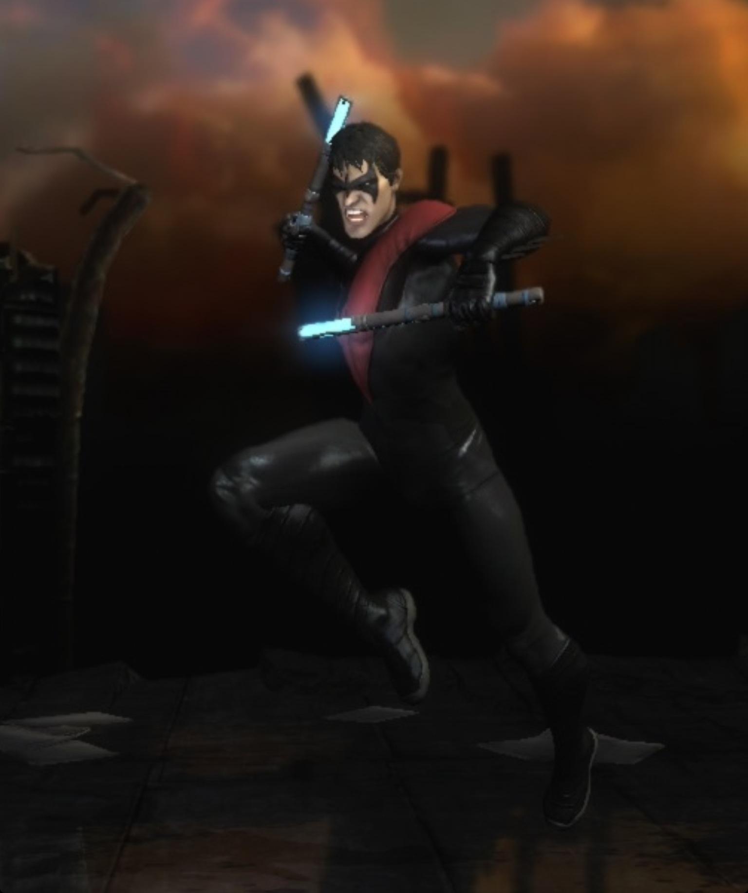 Image - Nightwing New 52.jpg - Injustice:Gods Among Us Wiki New 52 Joker Injustice