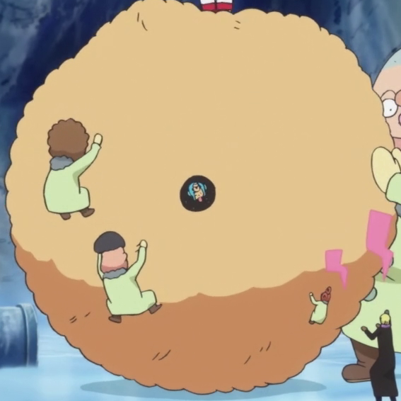 One Piece Chopper Guard Point