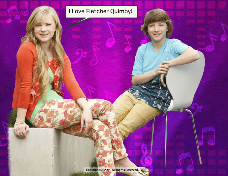 When did olive and fletcher start dating
