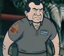 Tour Guide Nixon