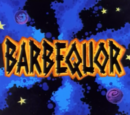 Dial M for Monkey: Barbequor