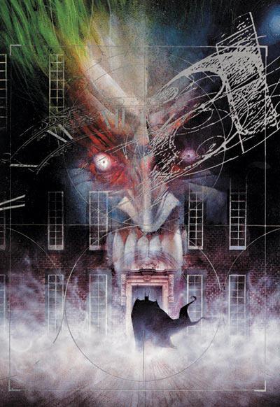Arkham Asylum A Serious House On Serious Earth Dc