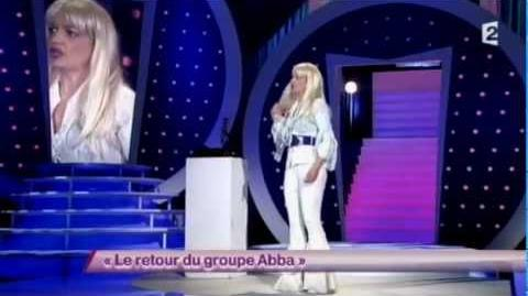 Le retour du groupe Abba