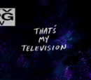 Benim Televizyonum