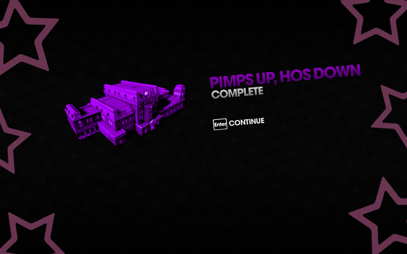 pimps up ho Pimps up, hos down - saints row 3: this mission becomes available after you complete face your fear, phone phreak, painting a picture, and trojan whores.