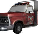 Ford F-150 Firetruck (Resident Evil: Operation Raccoon City)