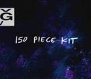 150 Parçalık Set