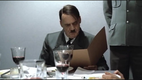 Image - Hitler eating scene.png - Hitler Parody Wiki