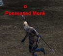 Possessed Monk
