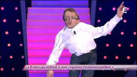 Faire un enfant à ses copines homosexuelles