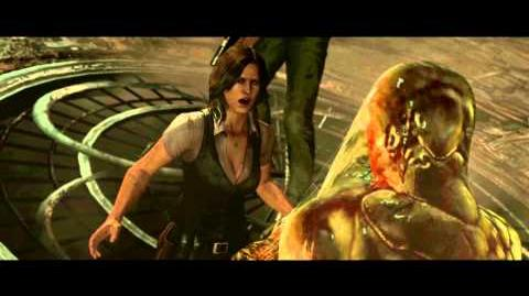 Resident Evil 6 scenes