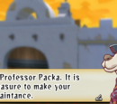 Professor Packa