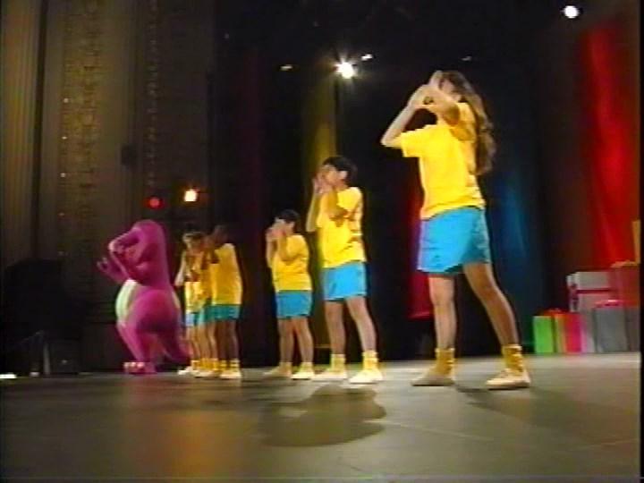 We Are Barney and the Backyard Gang - Barney Wiki