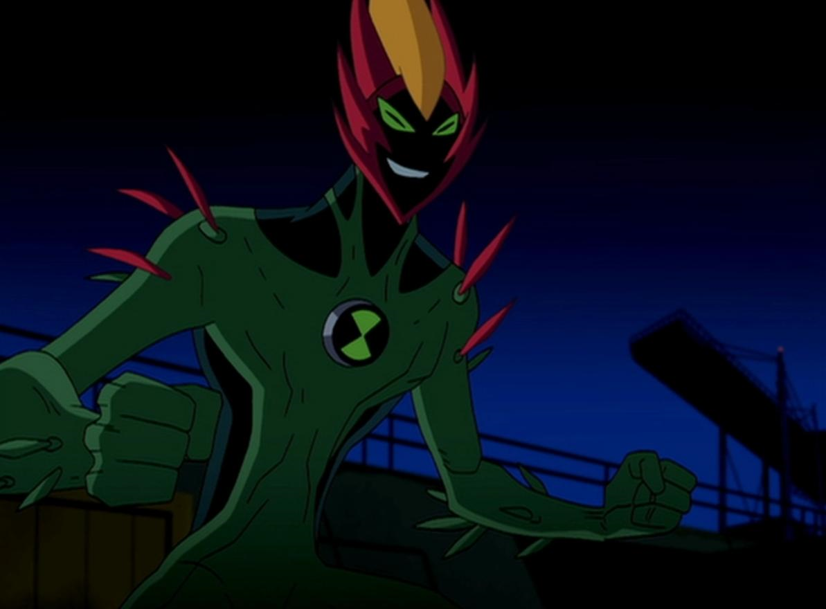 Image - Swampfire smiling.png - Ben 10 Planet, the ...