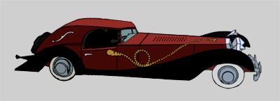 Cruella s carCruella Deville Car Disney