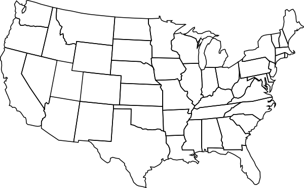 Copy Of Missouri Geography Lessons Tes Teach - Missouri on a us map