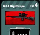 M1A Nightscope