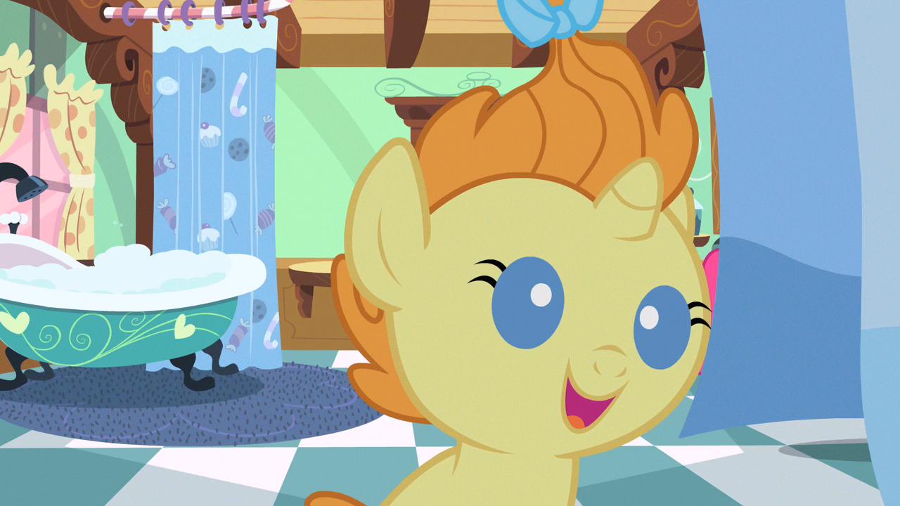 my little pony pumpkin cake