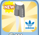 Adidas Originals Fleece Shorts