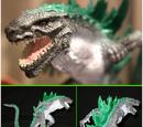 Godzilla - Roar Teenage Godzilla