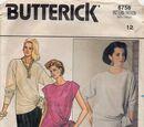 Butterick 6756 B
