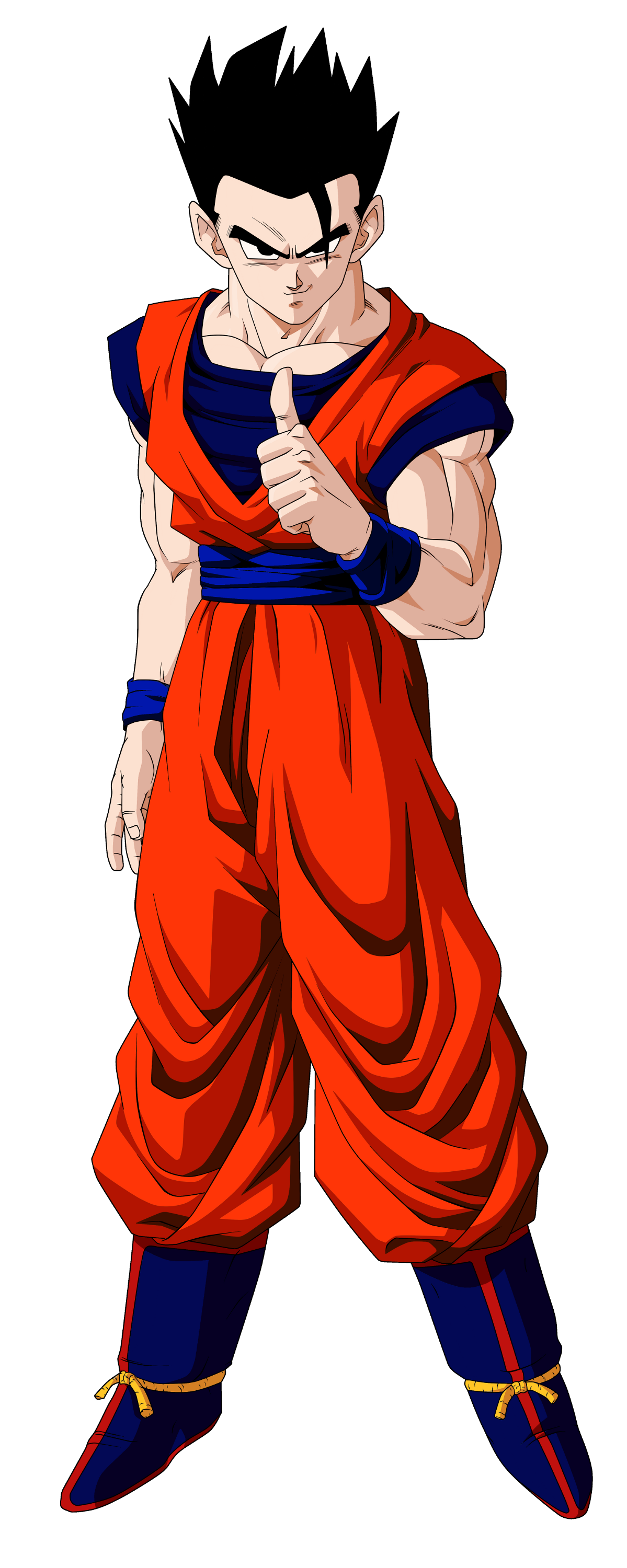 Gohan definitivo dragon ball wiki - Dragon ball z gohan images ...