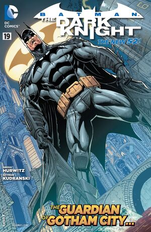 [DC Comics] Batman: discusión general 300px-Batman_The_Dark_Knight_Vol_1_19