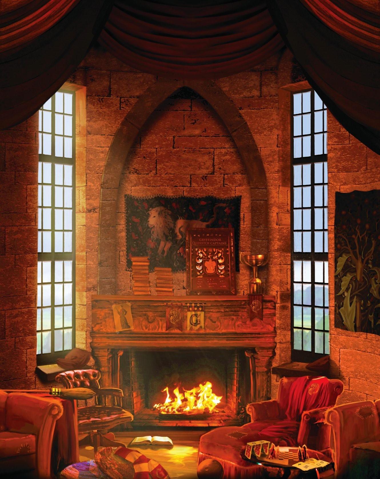 Gryffindor Common Room Minecraft Gryffindor Tower
