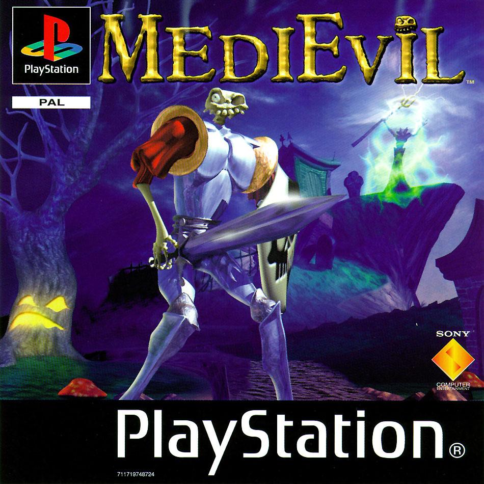 MediEvil_cover - Pack de juegos para pc - Juegos [Descarga]