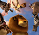 Madagascar 3: Europe's Most Wanted/Galería