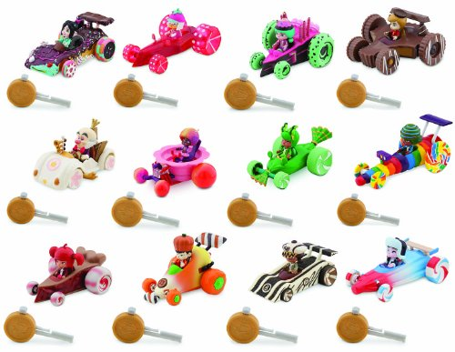 Wreck It Ralph Sugar Rush Racer Coloring Pages Racing karts - wreck-it ...