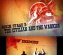 "Main Stage 3: ""The Civilian and the Warrior"""