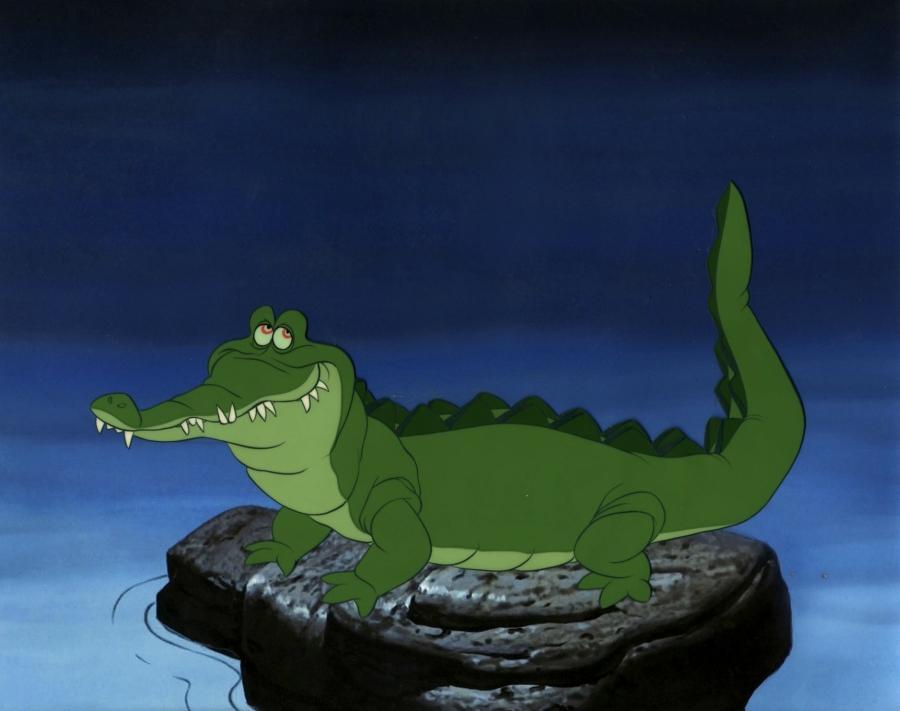 peter pan crocodile in - photo #1