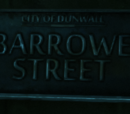 Barrowe Street