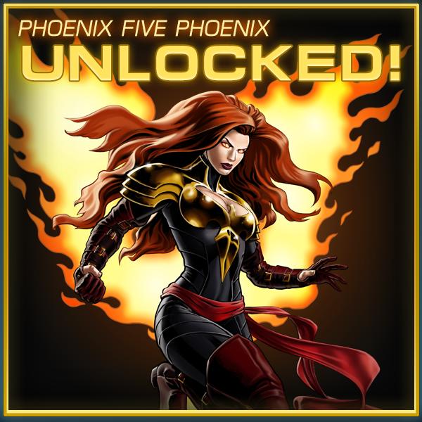 Phoenix Five